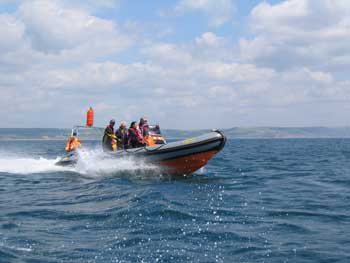 Intermediate Powerboat Course
